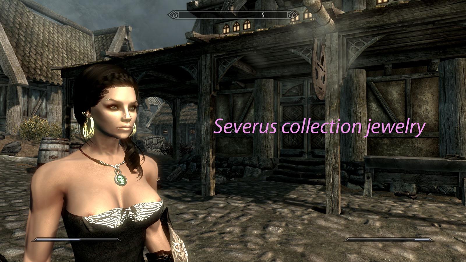 Сексуальные персонажи из скайрима